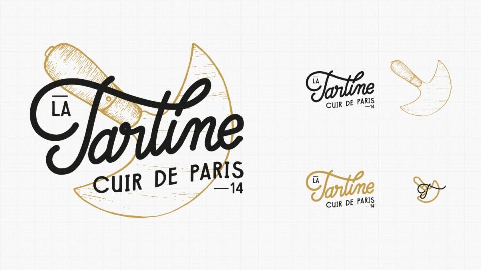La Tartine - Logo