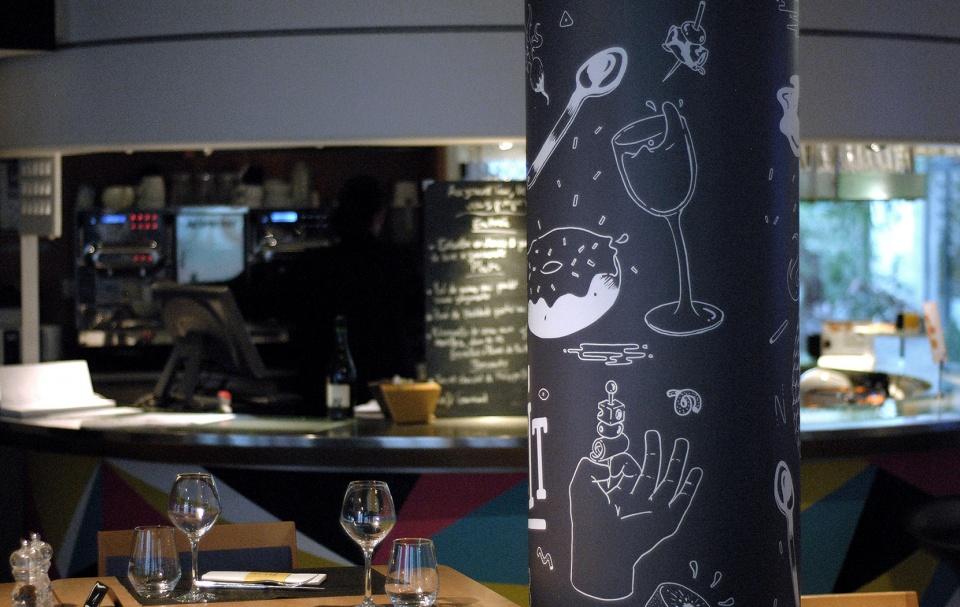 Novotel Restaurant 1