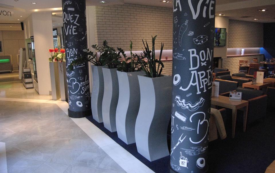 Novotel Restaurant 5