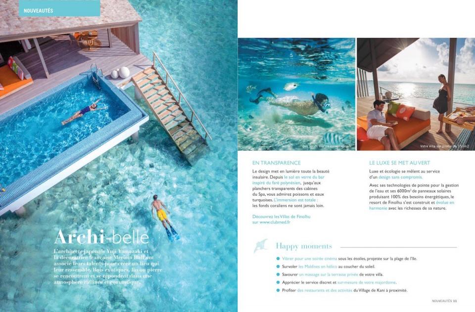 Magazine Club Med 5