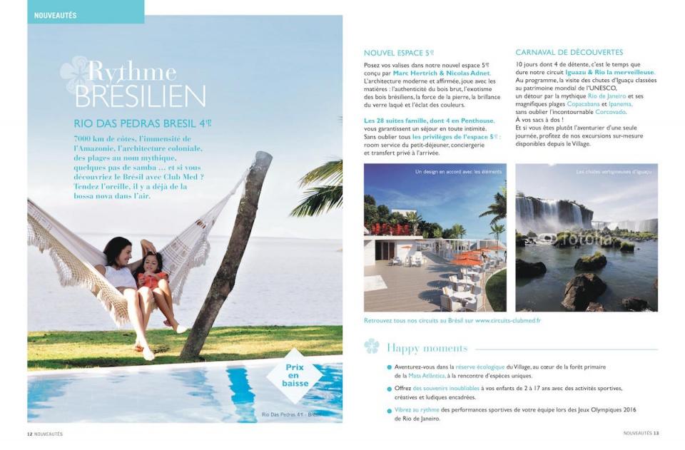 Magazine Club Med 7