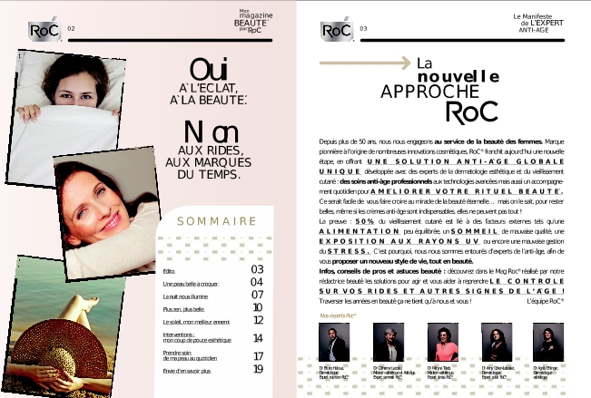 Magazine Roc (extrait)