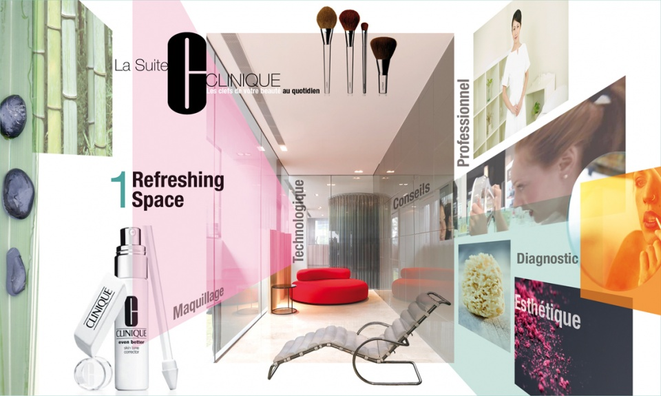 Clinique / Showroom - Event