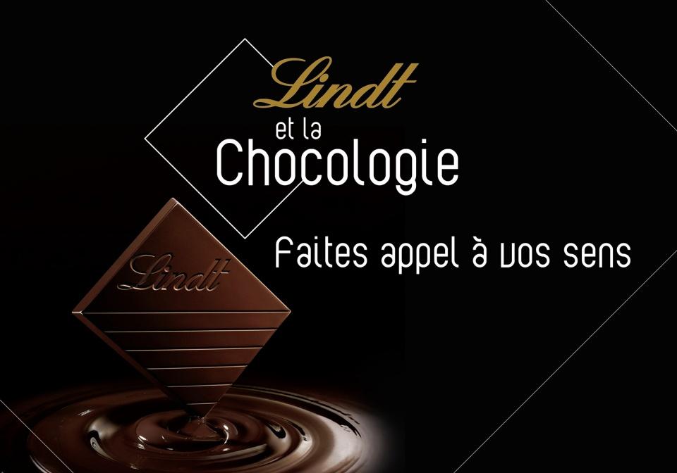 Lindt et la Chocologie / Key-visual