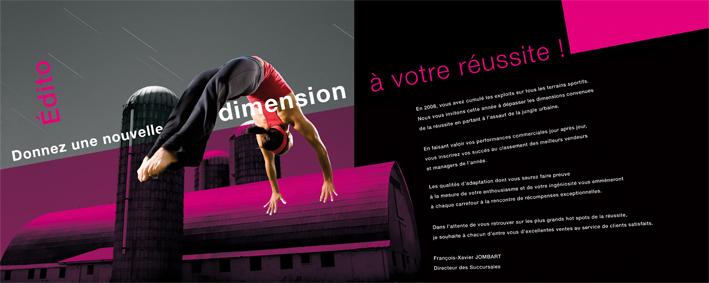 Bouygues Télécom / Stimulation de forces de vente