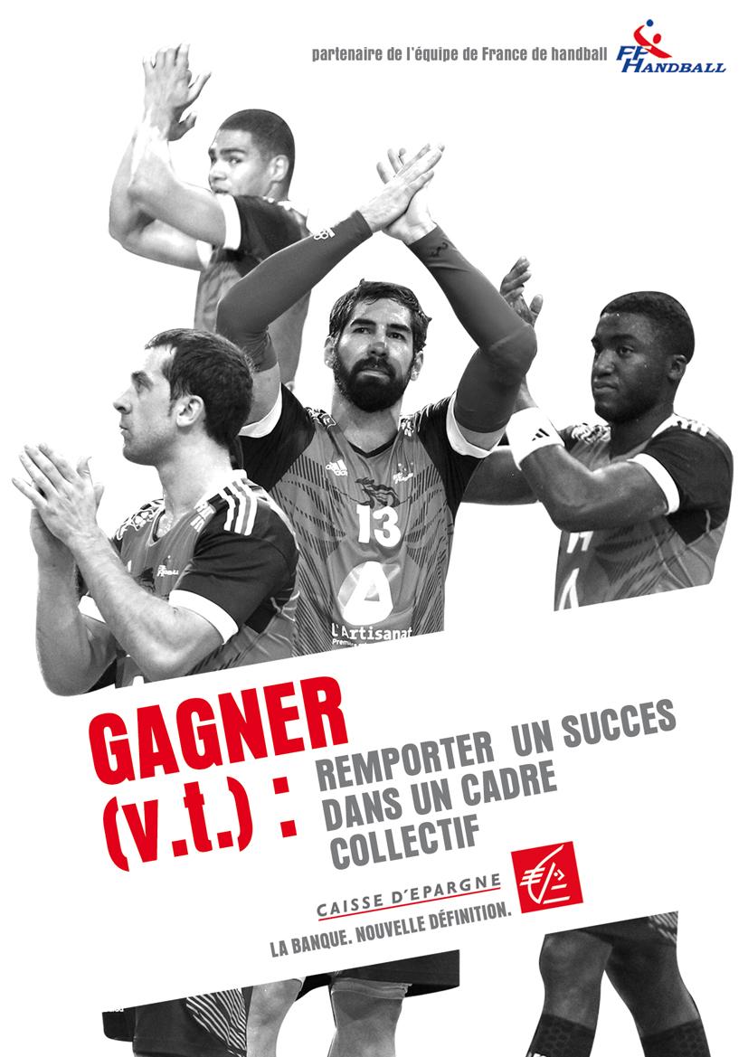 Caisse d'Épargne / Campagne Affichage 4x3 & Decaux