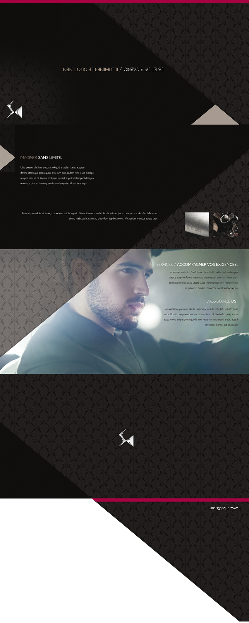 Citroën / mailing DS