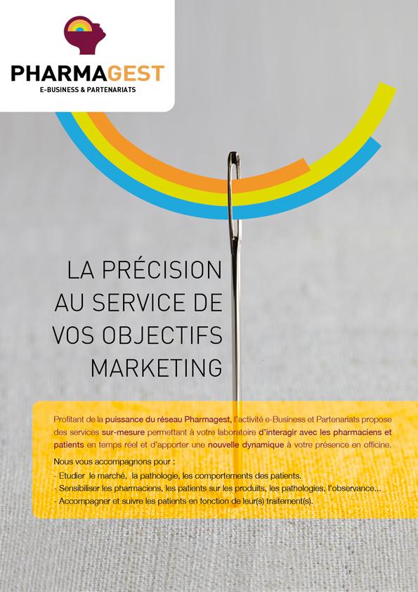 Pharmagest - Campagne Presse.