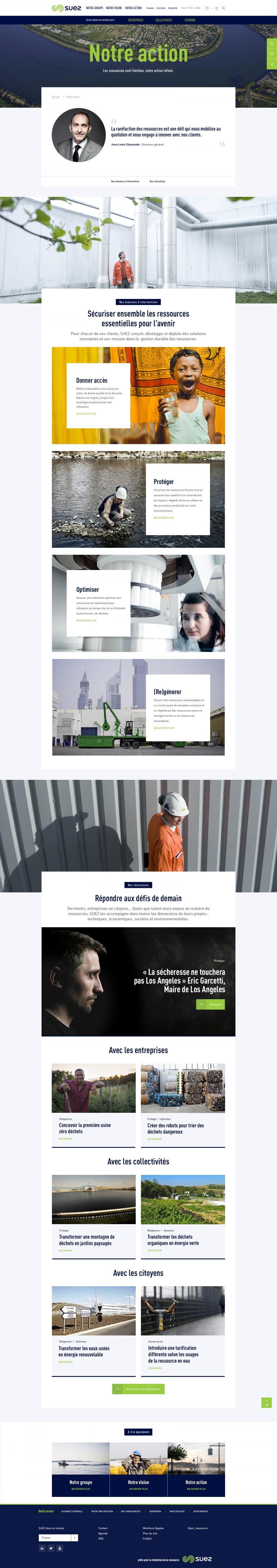 Site corporate