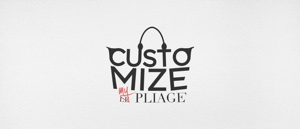 Logo Customize my pliage