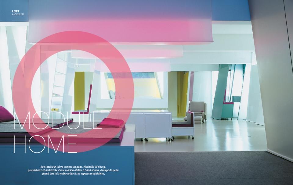 Magazine Achitectures à vivre