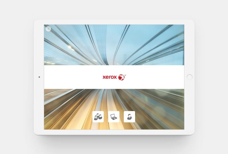 Xerox ConnectKey App - Home