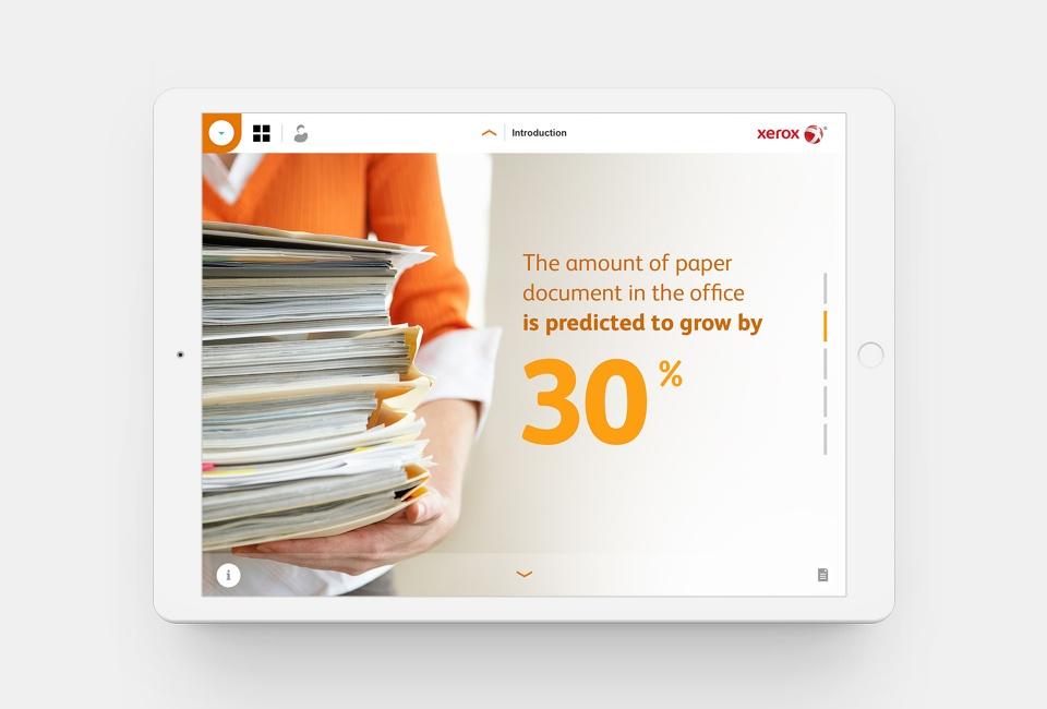 Xerox ConnectKey App - Challenges