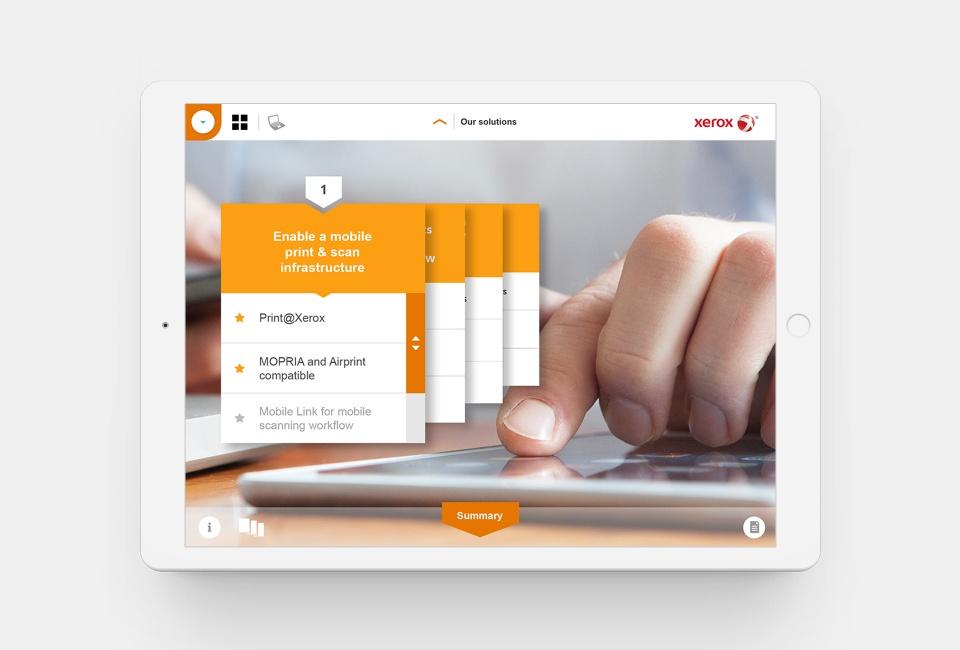 Xerox ConnectKey App - Solutions