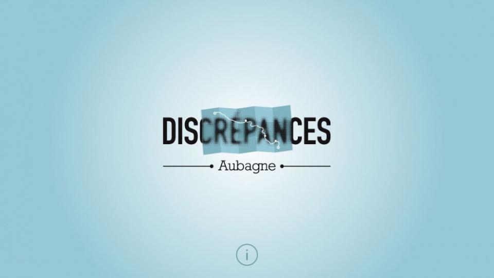 Logo Discrépances Aubagne