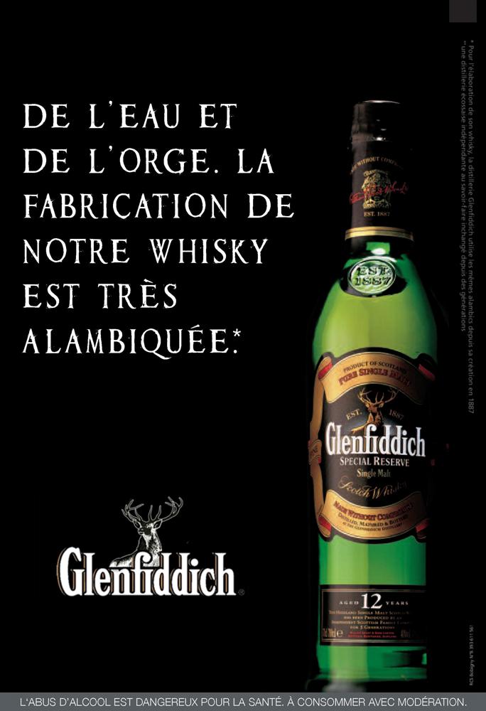 GLENFIDDICH 1
