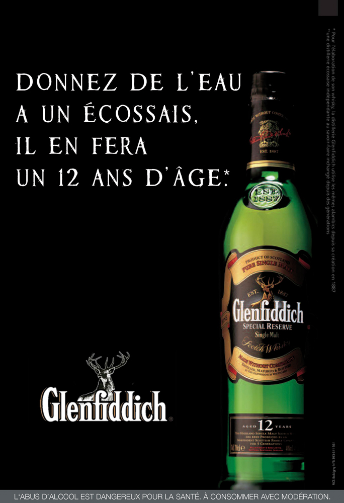 GLENFIDDICH 3