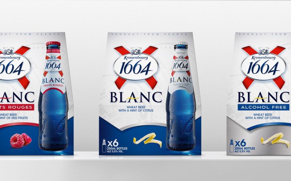 1664 BLANC - Packs