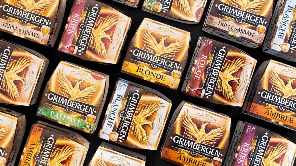Grimbergen - Packs