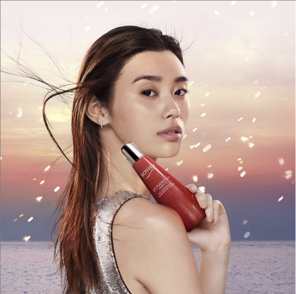 Chinese New Year Biotherm- Publicité