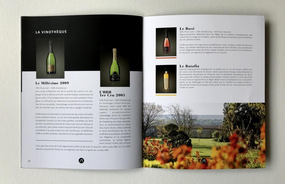 Dossier de presse Champagne Louis Brochet