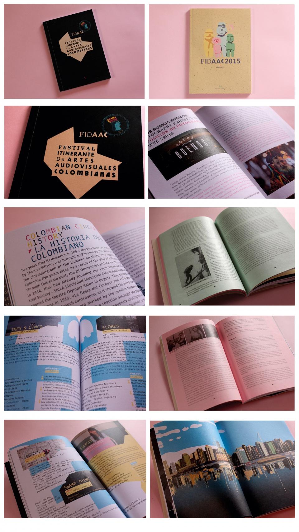 Catalogue FIDAAC 2014-2015