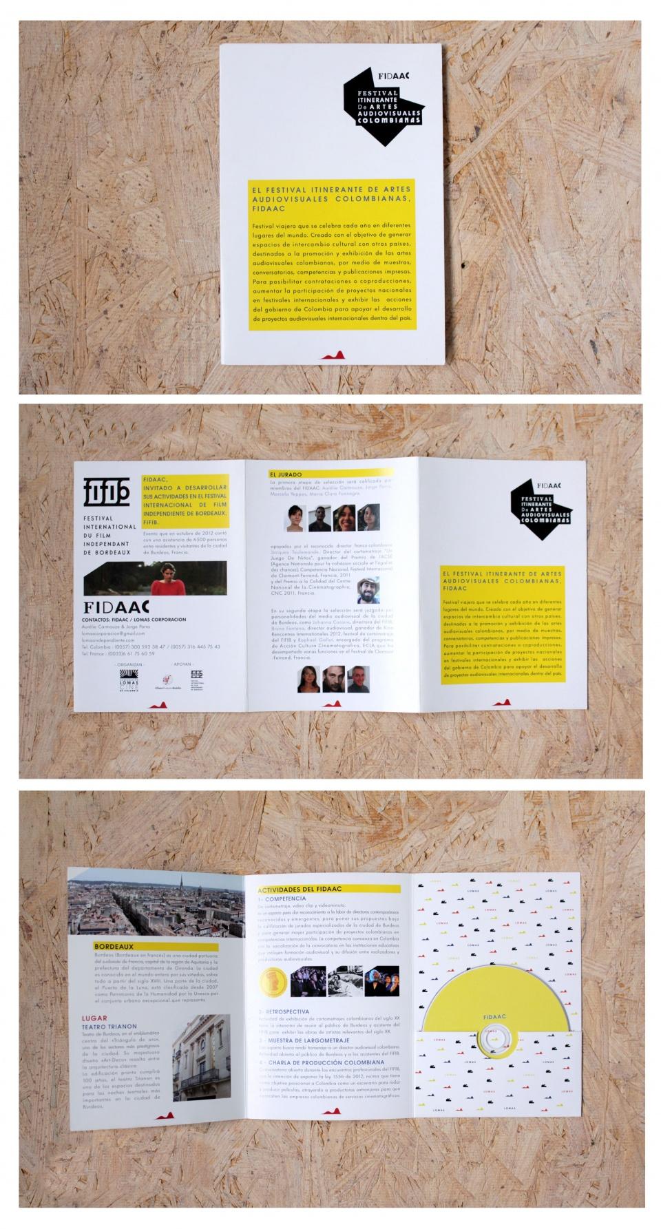 Brochure FIDAAC
