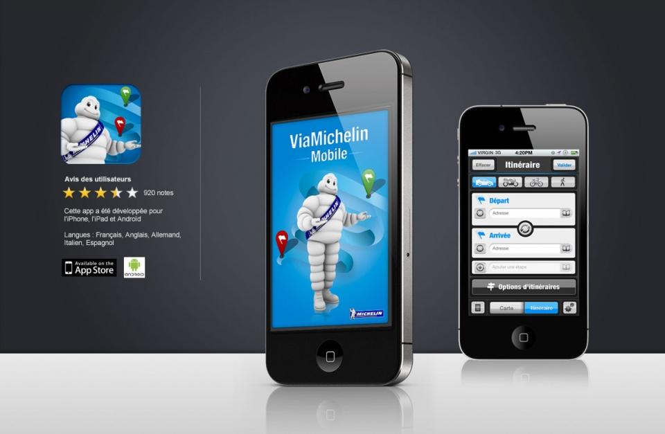 Conception & Design de l'Application mobile iOS
