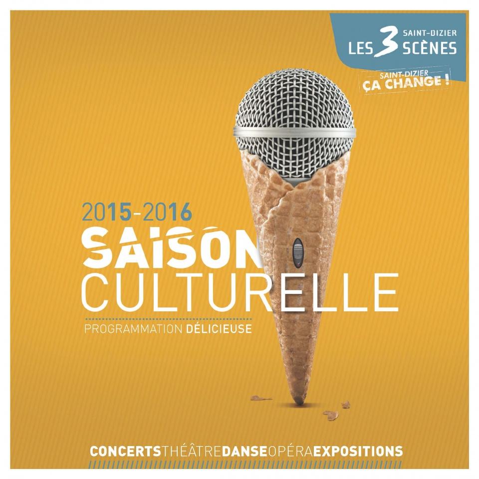 Couvertures Programme culturel
