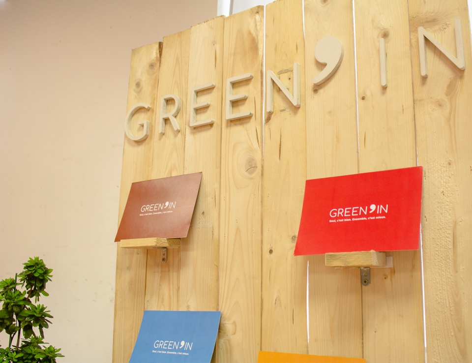 Green'In-Stand