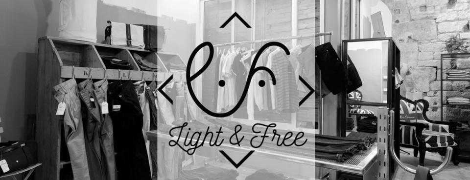 Light & Free - Logo