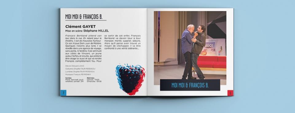 Théâtre Montparnasse-Livret Description