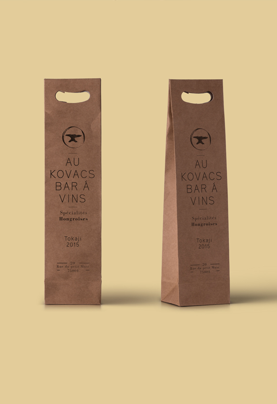 Au Kovac-Packaging