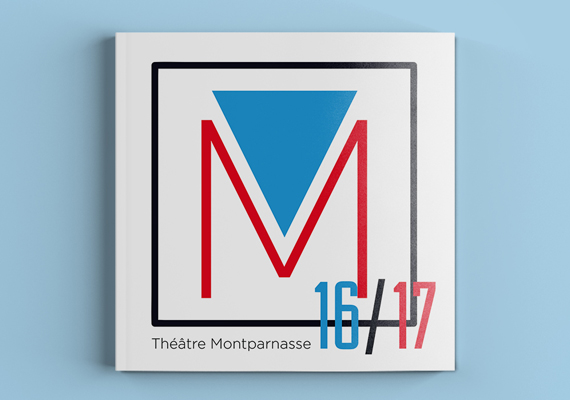 Théâtre Montparnasse-Livret Couverture