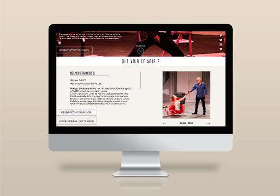 Théâtre Montparnasse-Homepage