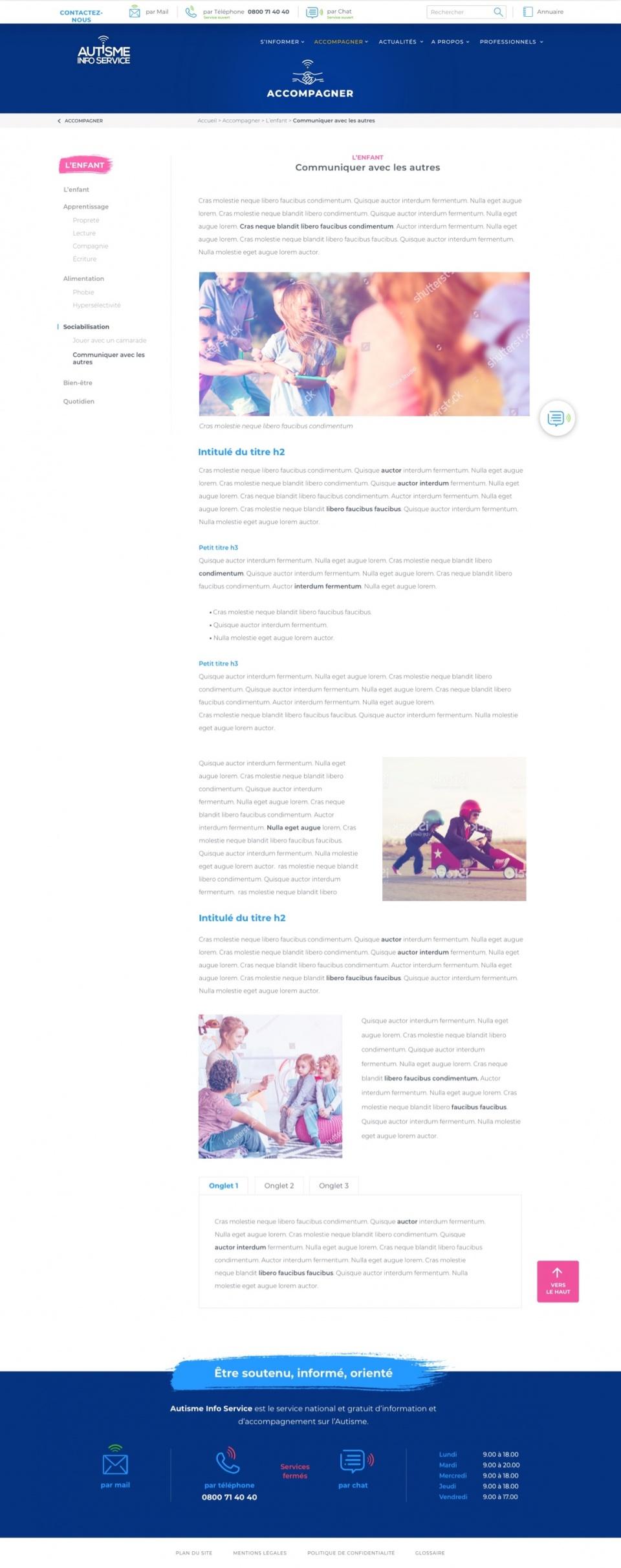 Autisme Info Services