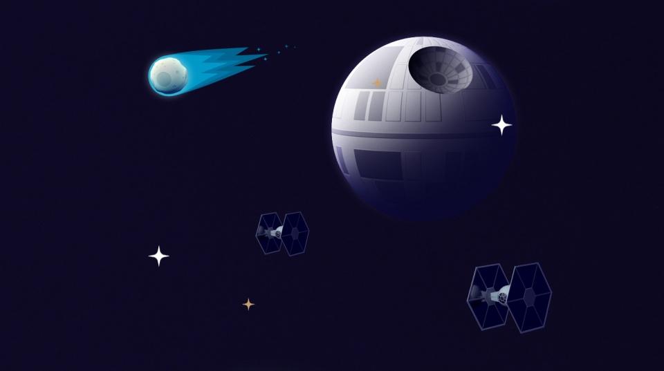 Illustrations planètes
