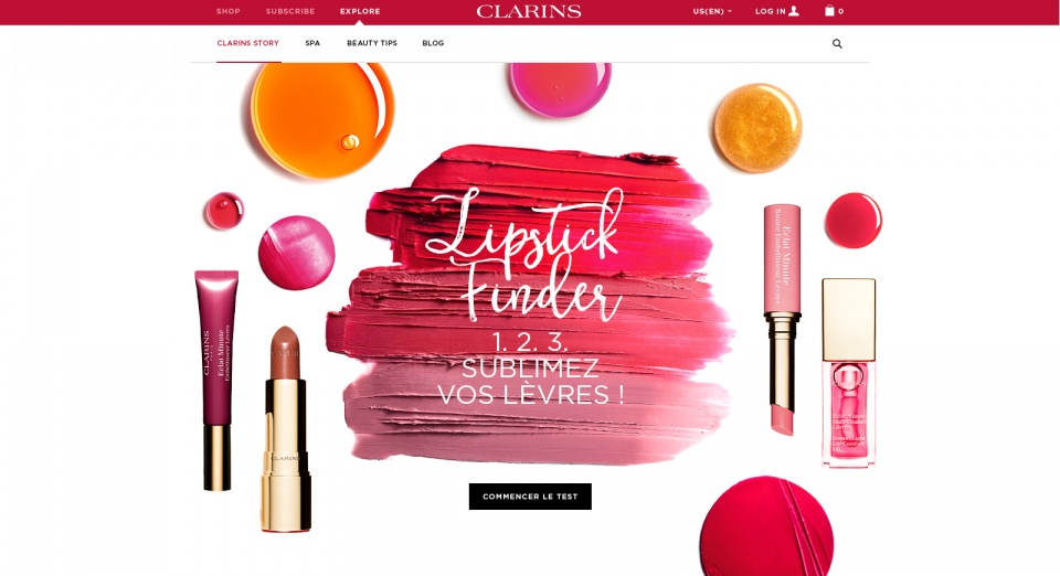 Lipstick Finder
