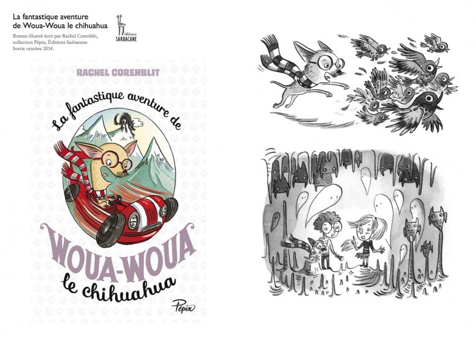Woua-Woua le chihuahua