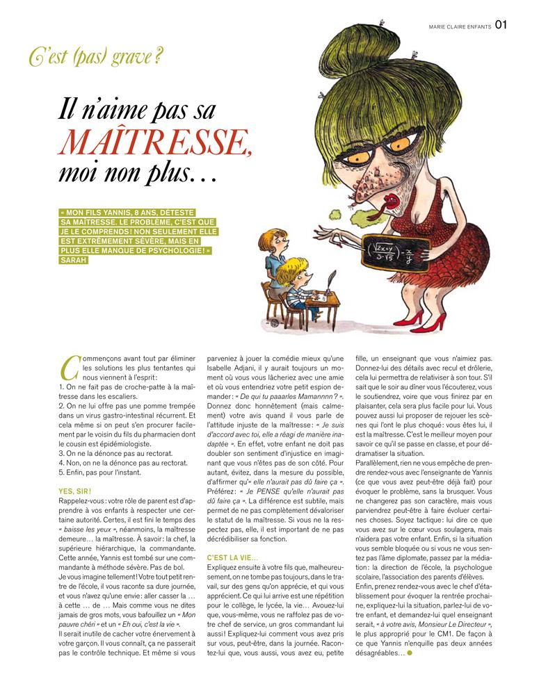 Marie-Claire Enfants