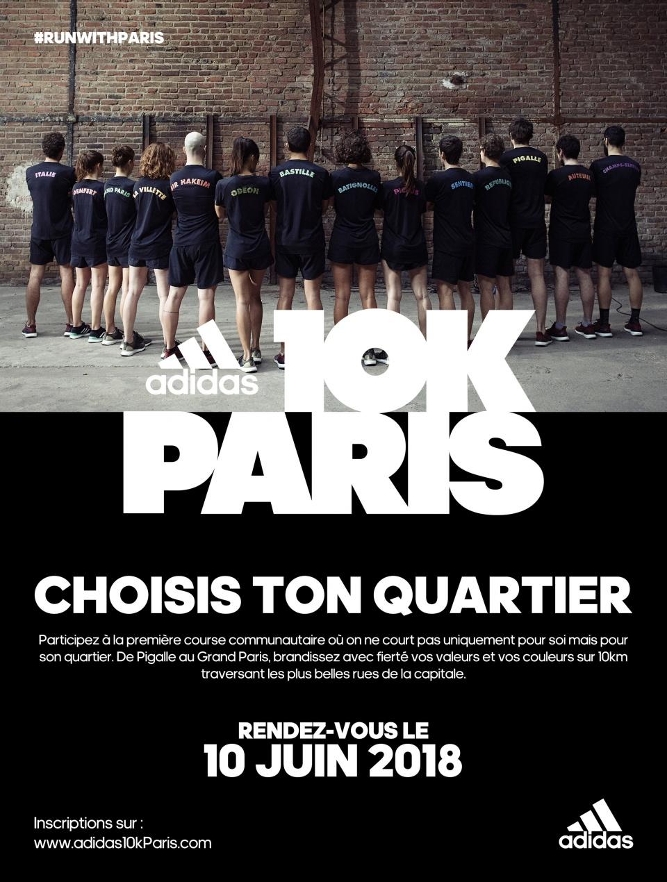 10km Paris