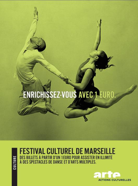 Arte - Festival culturel de Marseille