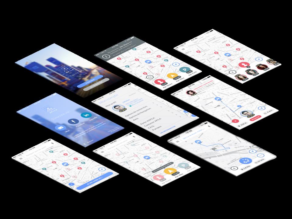 ApiPark UI