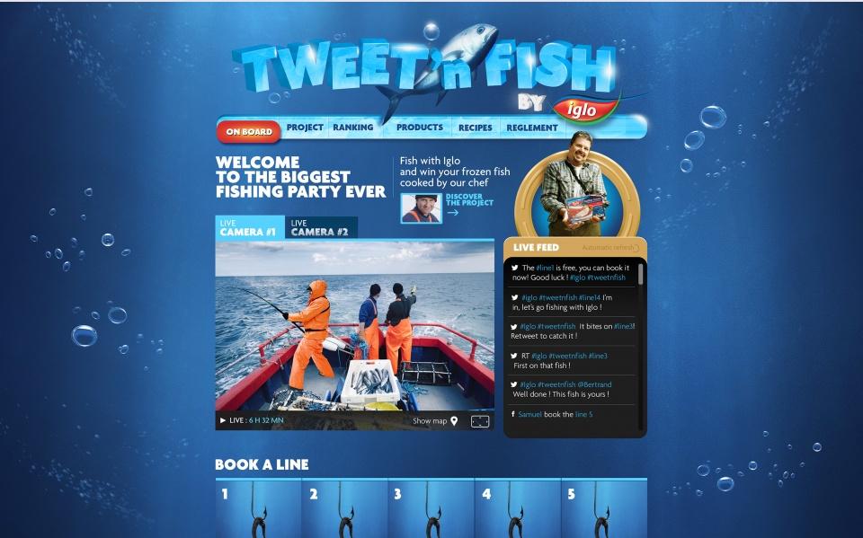 TWEET'N FISH 3