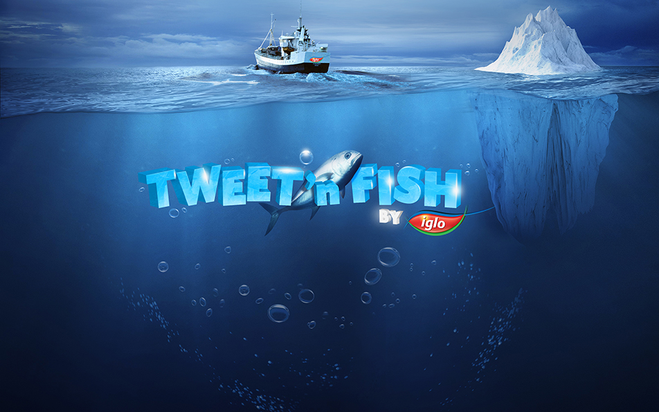 TWEET'N FISH 1