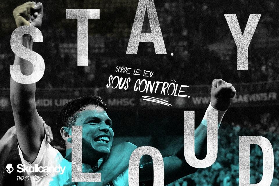 SKull Candy - Thiago Silva