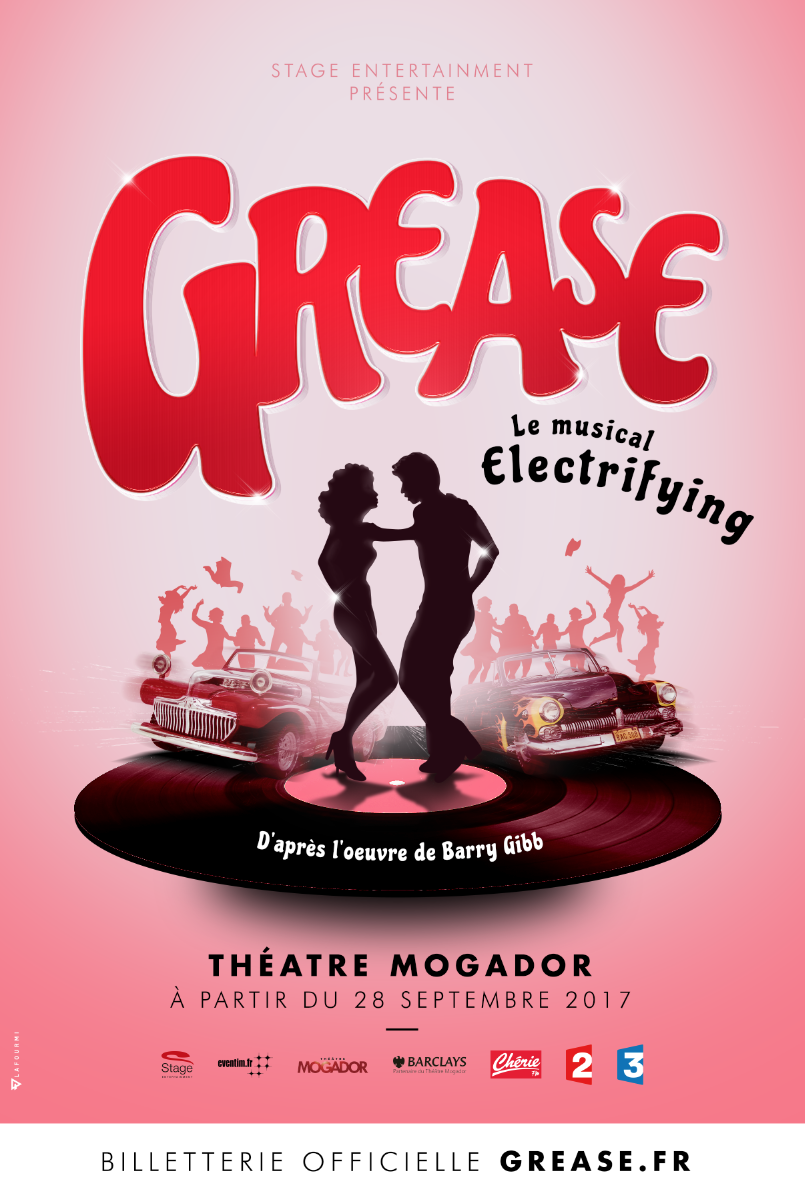 Keyvisual Grease