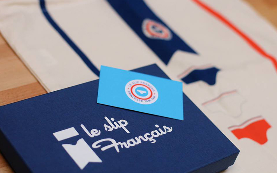 Packaging et carte de visite