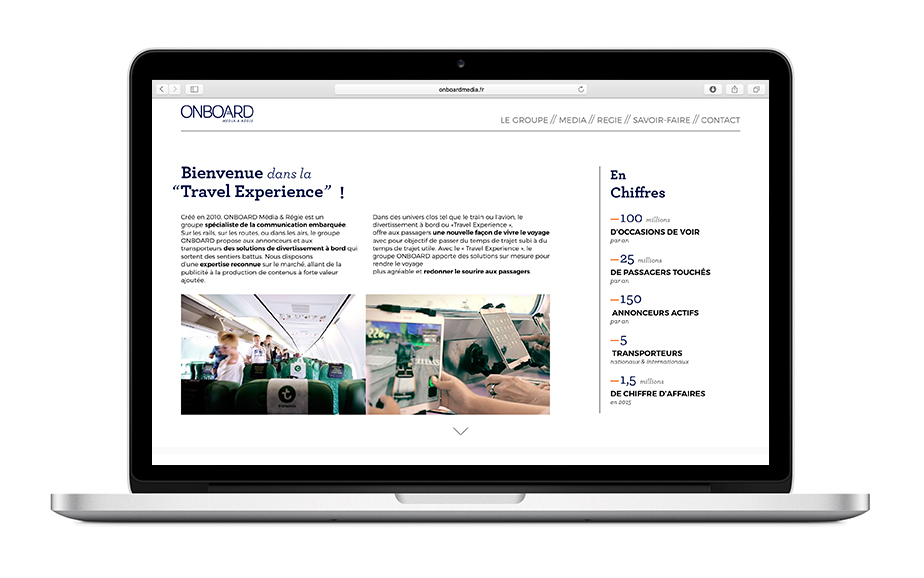 Page Travel experience