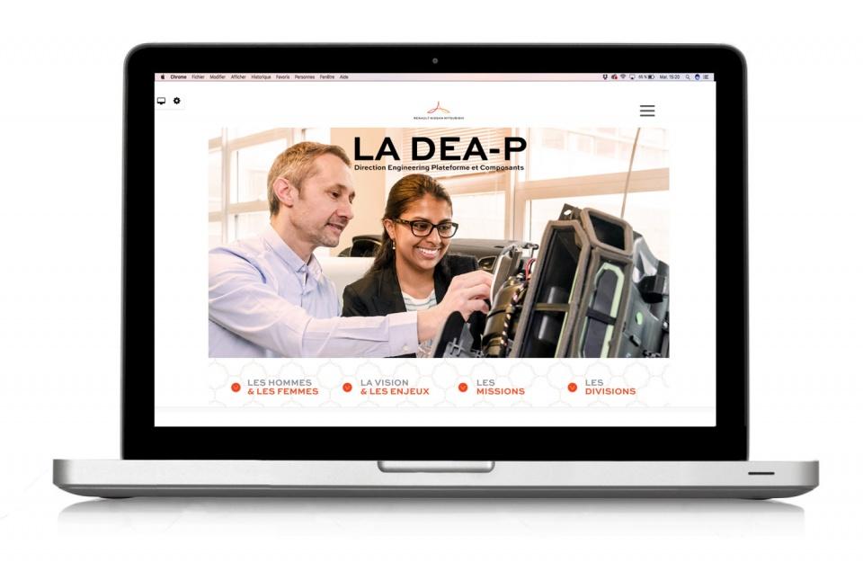 Site de la DEAPE Renault